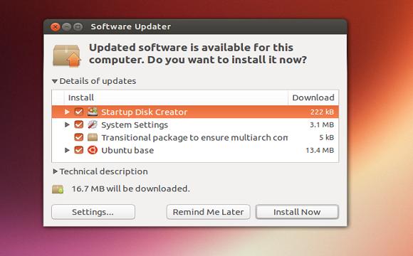 Noile update-uri pentru Ubuntu 13.04 Raring Ringtail devin mai clare